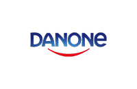 Logo Cliente Danone - Achieve More